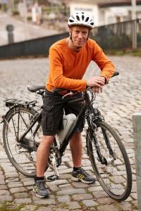 E-Räder, clever mobil! Foto: M.Gloger