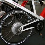 nobel nobel, ein Riese&Müller mit BionX Motor als DB Bike... Foto: eradhafen.de