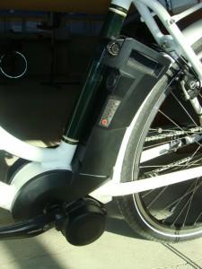 Impulse Akku aus dem Hause Derby Cycles