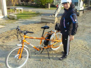 yuba elmundo, cargo e-bike