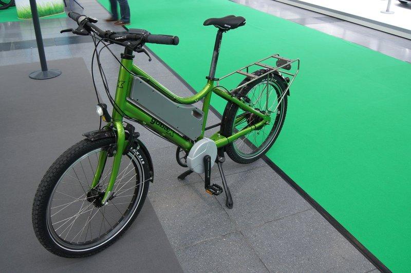 Das gobax Cargo Bike, Foto: e-Rad Hafen