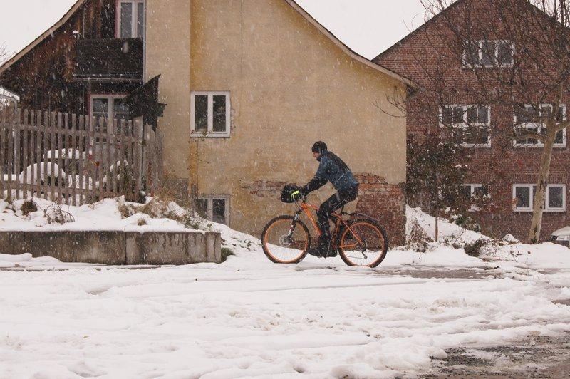 ... Tanna ist kein Ponnyhof... Foto: e-Rad Hafen