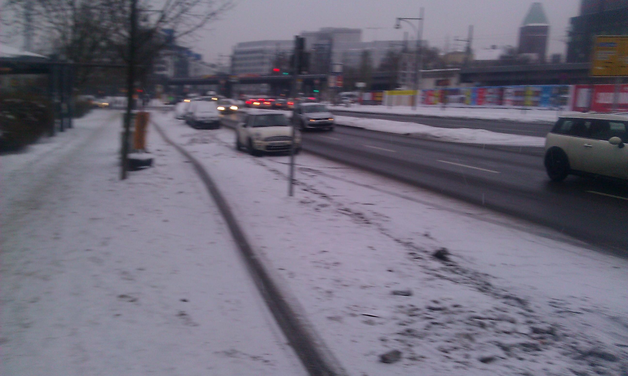 Dezember 2012 in Berlin, Foto: e-Rad Hafen
