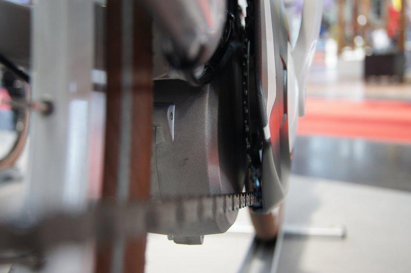 hat aber keine Kettenumlenkung..Foto: e-Rad Hafen