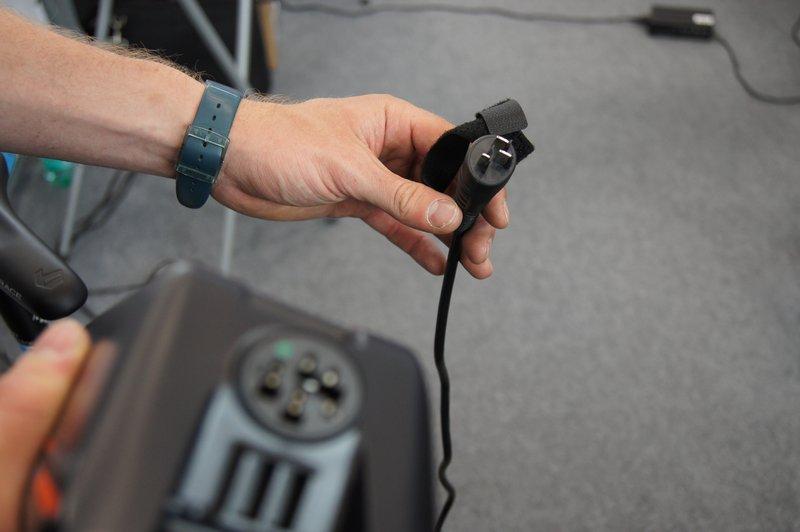 2013 Bosch Steckersystem Foto: e-Rad Hafen