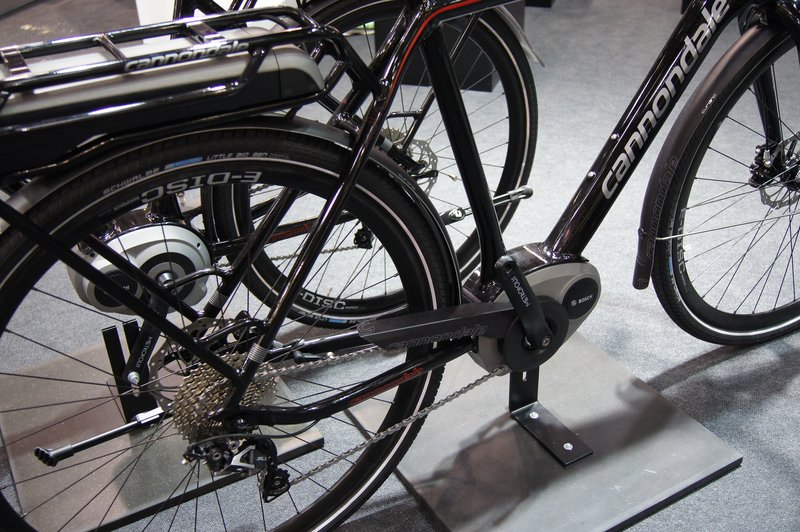 Bosch Performance Line, Foto: e-Rad Hafen