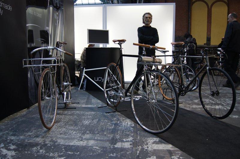 Meine Räder - Mein Style - noch Fragen?, Foto e-Rad Hafen