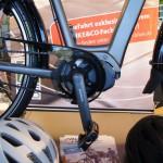 Mittelmotor von Shimano: STePS Weltpremiere auf der Rad + Outdoor 2014 in Bremen
