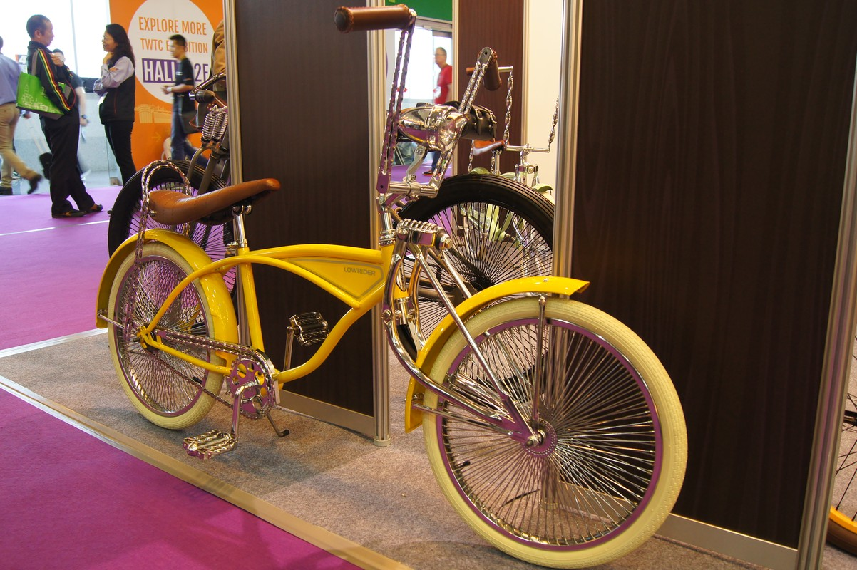 Impressions: Cycling in Taipeh & Taipeh Cycle Show