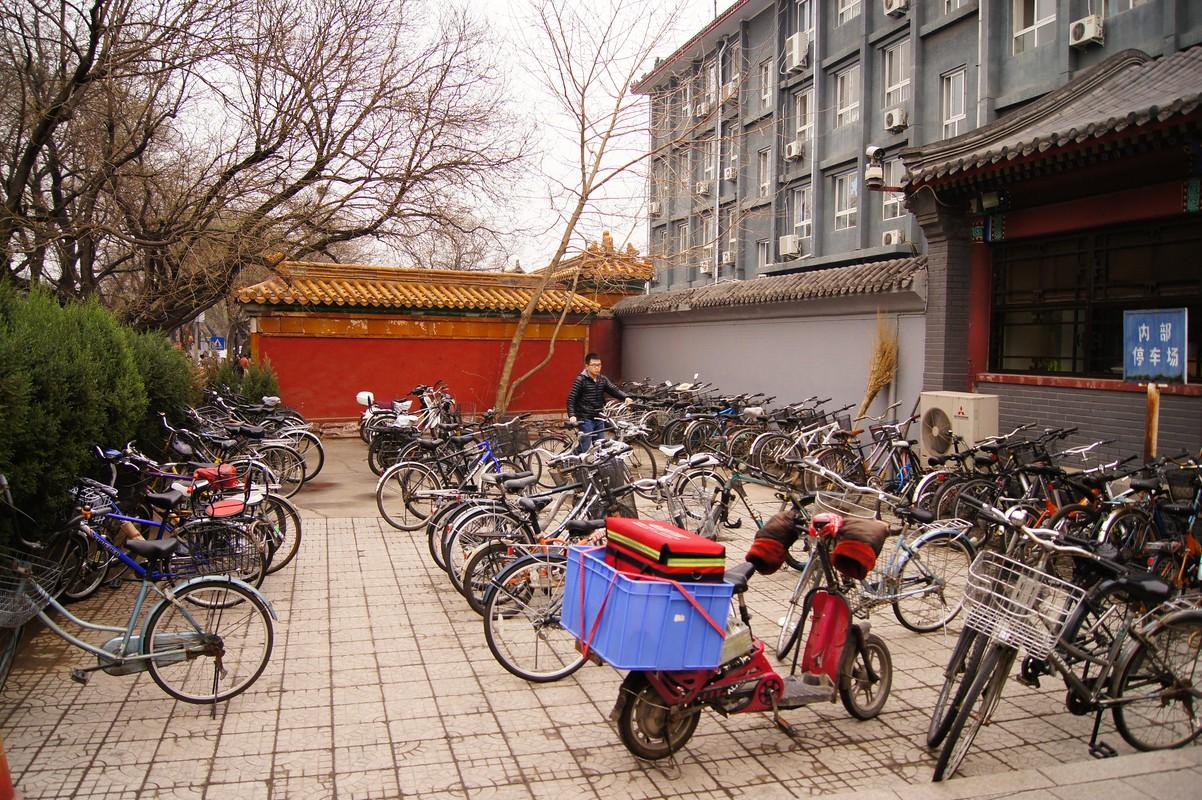Beijing by bike – Smarter than in a car!