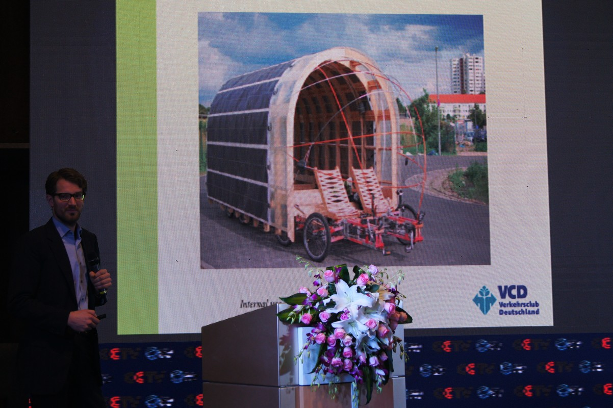 Promoting e-Cargo Bikes in China