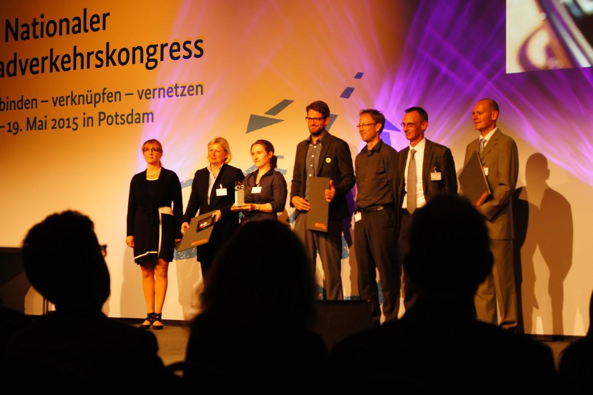 Tu's aus Liebe – der Nationale Radverkehrskongress 2015 in Potsdam