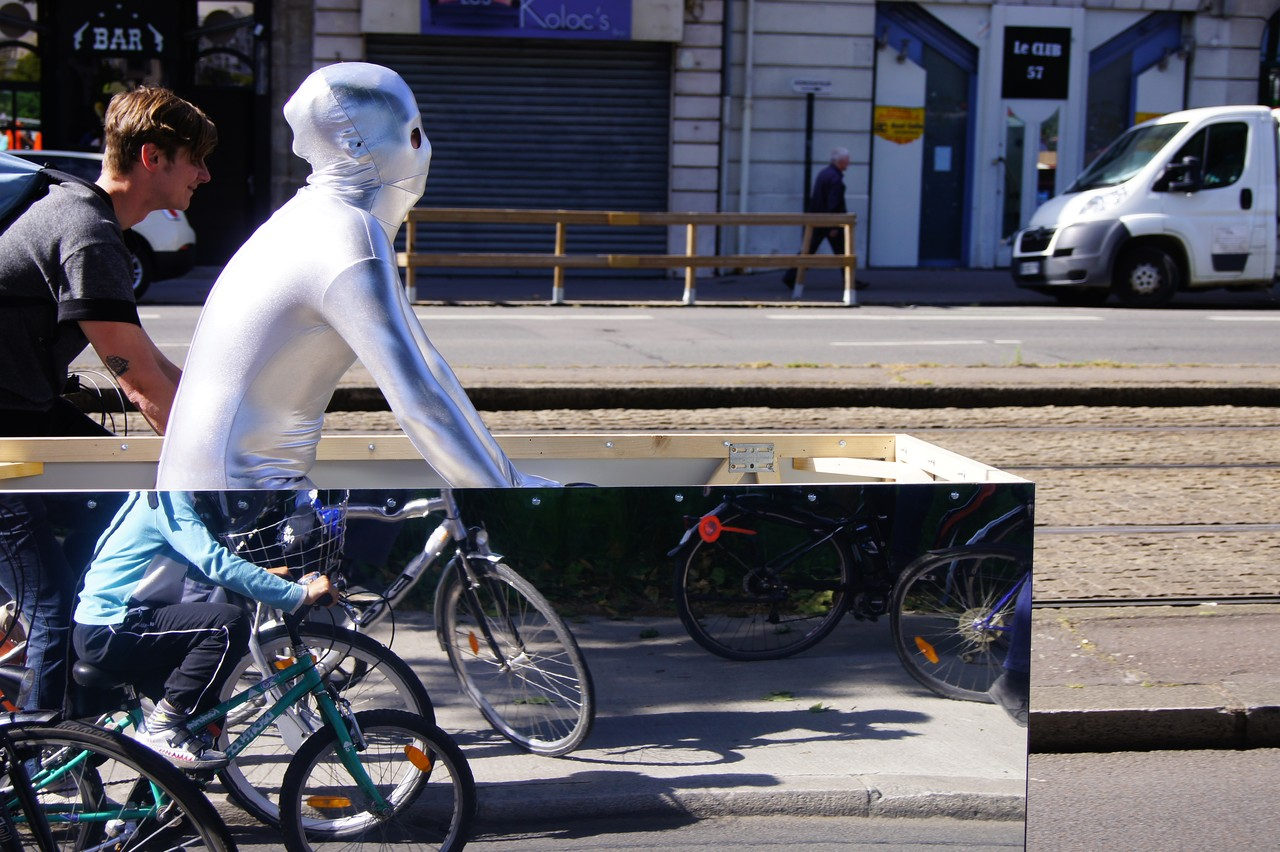 "Velo-city 2015 Nantes – Pictures around the city and the ""Parade du Vélo"""