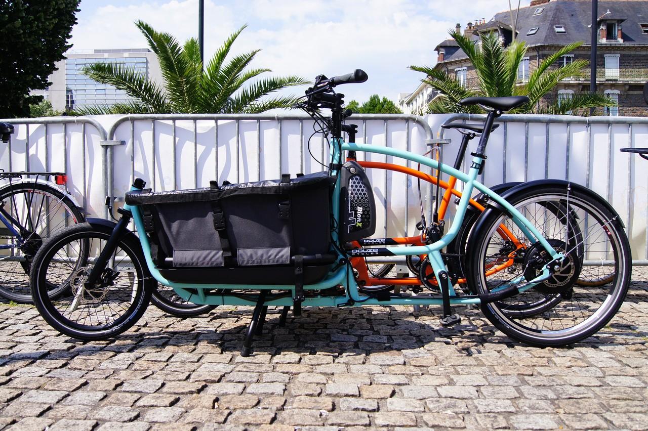Velo-city 2015 in Nantes – Cargo Bike Fotos
