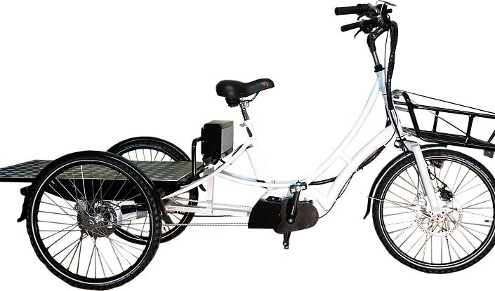 E_Trike VSC Bikes-weiß-m.-Ladefläche-705x415