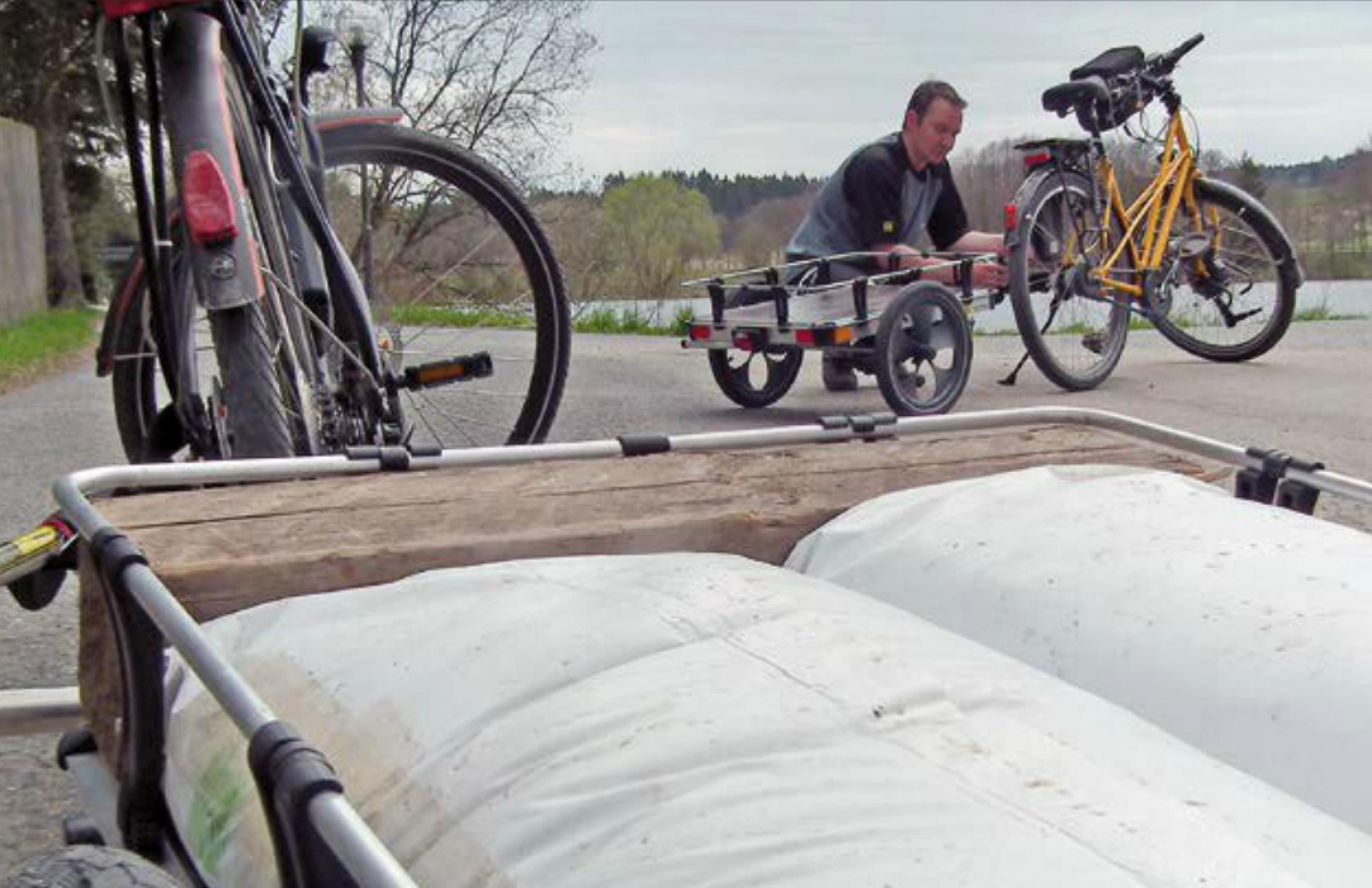 Rückblick: Anhänger zum Transport – der ExtraEnergy Test 2012